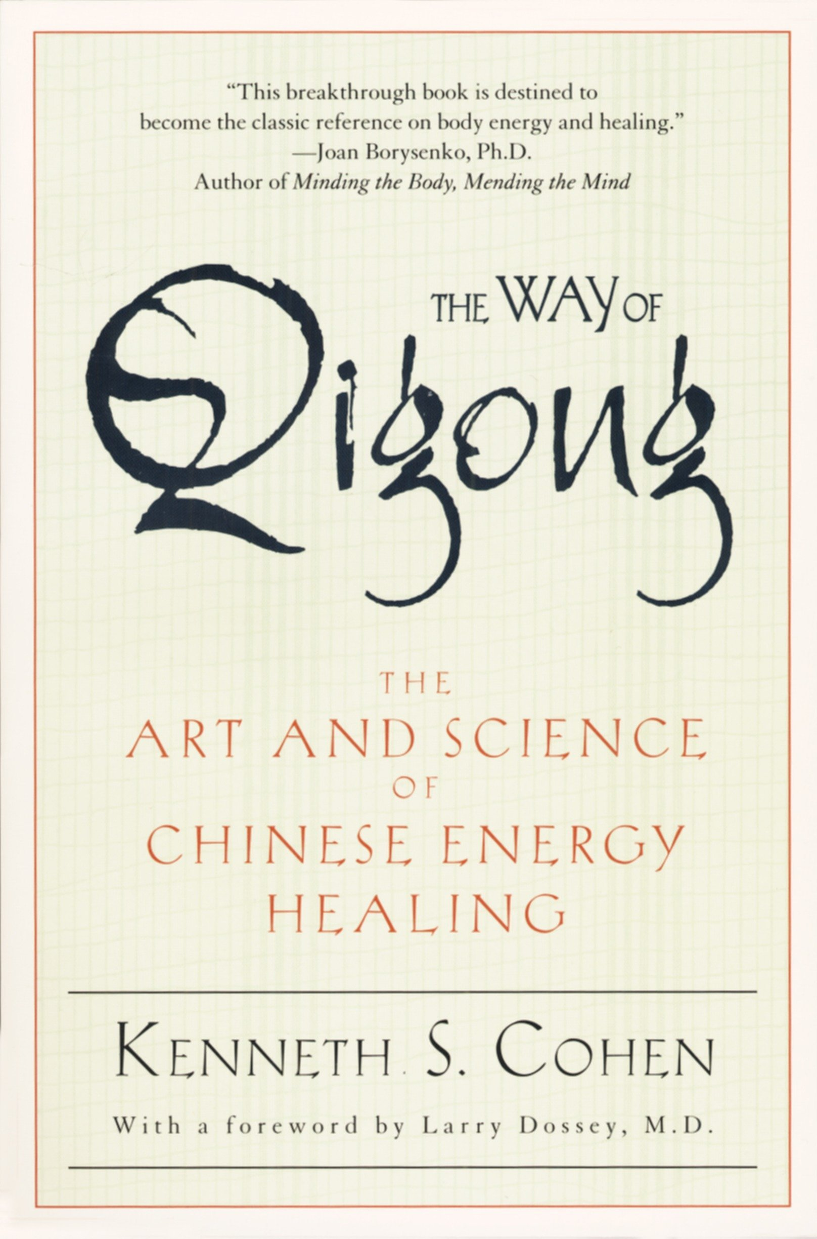 The Way of Qigong: The Art and Science of Chinese Energy Healing – Kenneth S. Cohen